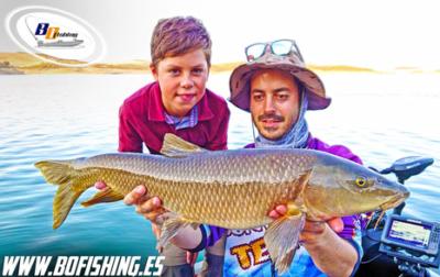 contratar guia de pesca