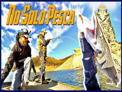 pesca de lucios desde embarcacion