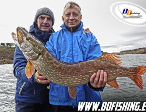 Pesca entre Amigos