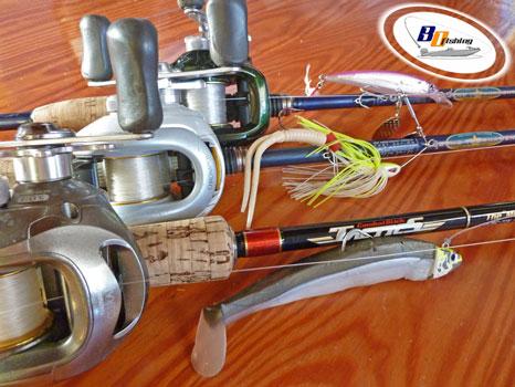 técnicas para pescar lucios