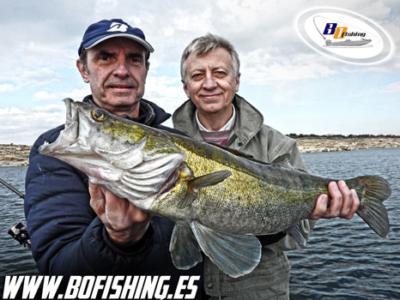 guia de pesca luciopercas