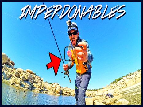 errores de pesca